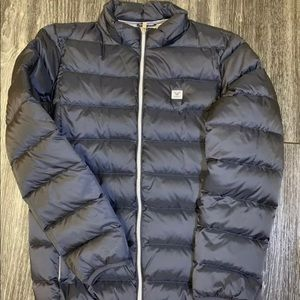 Armani Junior Boy Winter Puffer Down Jacket